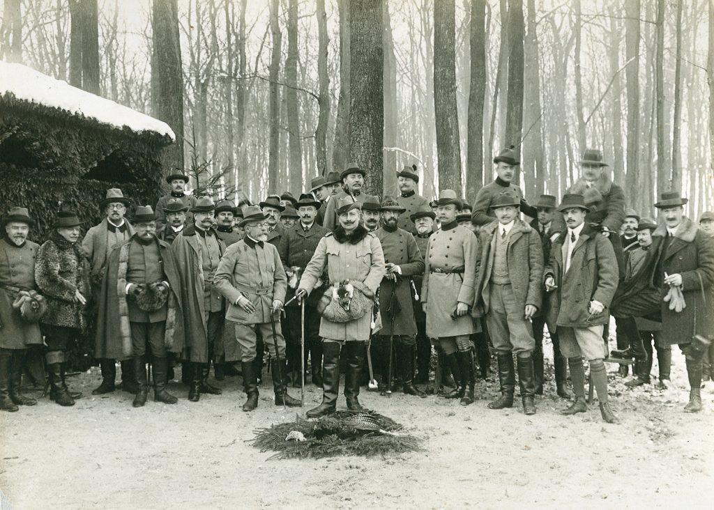 3 Kaiserjagd 1910