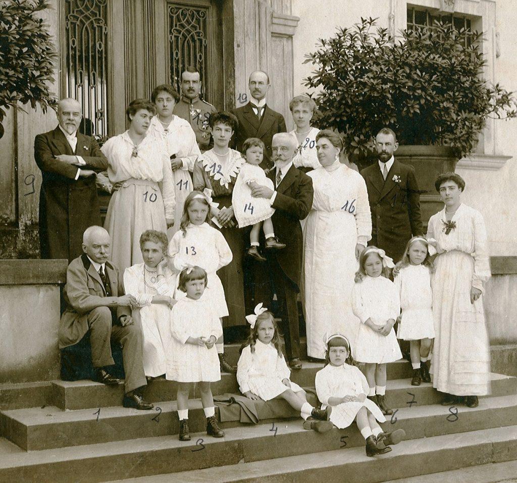 4 Familie Ratibor 1917