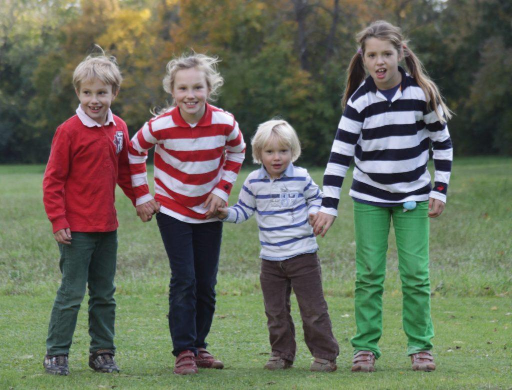 8 Kinder Ratibor