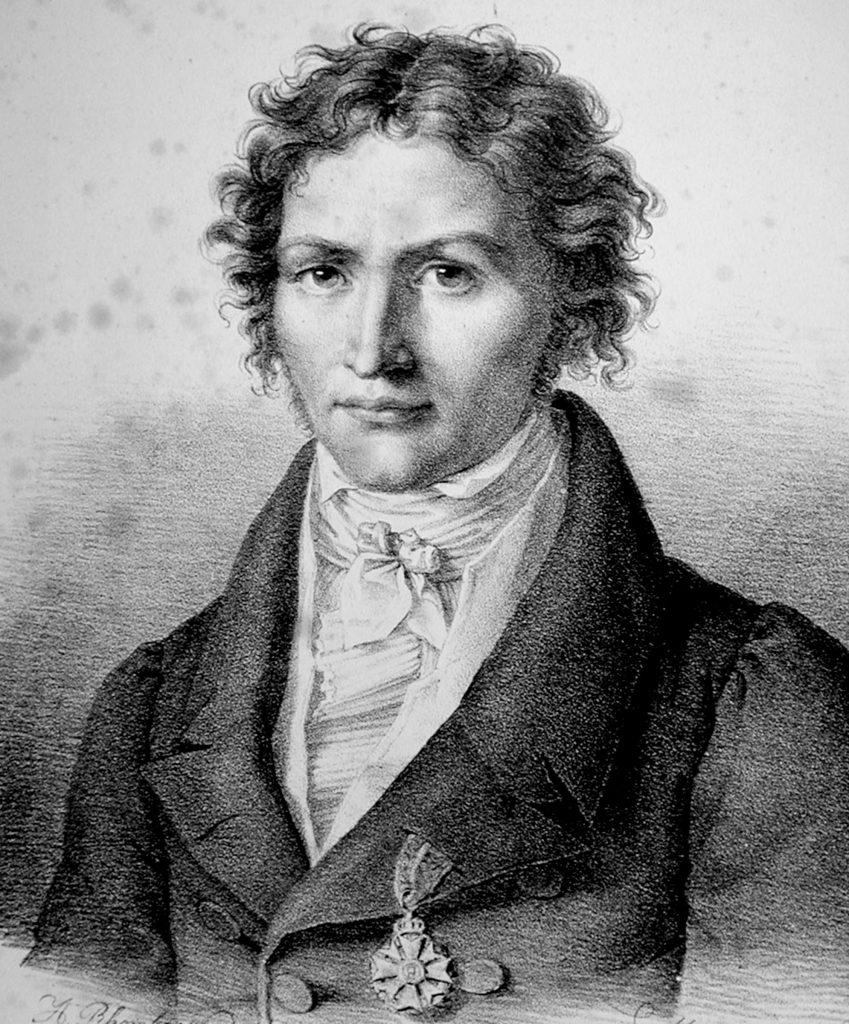 JOHANN BAPTIST von SPIX (1781-1826) German biologist